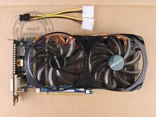 Original GIGABYTE NVIDIA GeForce GTX 650 Ti 2GB Grafikkarte GV-N65TBOC-2GD 192