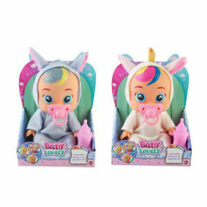 Girls Crying Baby Fantasy Toddler Tears Doll Kids Toy Cry Babies Real Magic HOT