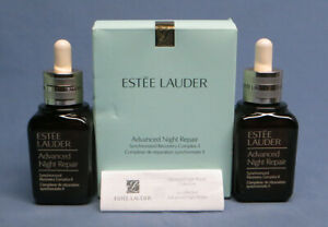 Estee Lauder Advanced Night Repair Synchronized Recovery Complex ll Twin Pack