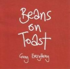 Giving Everything 5050954410825 by Beans on Toast CD