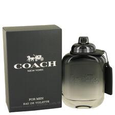 Coach for Men 3.3 oz 100 ML Eau De Toilette Spray for Men Sealed in Box New
