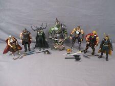 Marvel Legends Series GLADIATOR HULK Complete BAF Thor Ragnarok Build-A-Figure