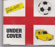 Under Cover-Viva England cd maxi single 2 tracks
