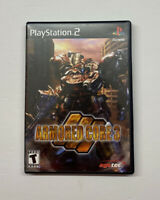 Armored Core 3 (Sony PlayStation 2, 2002) Complete Tested