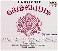 Jules Massenet: Gris'lidis (CD, Jan-1995, Koch Schwann)