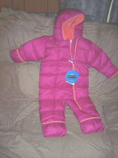 Columbia One Piece Bunting Suit Insulated Snow Suit Winter Suit 6-12 Month $100