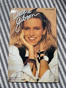 Debbie Gibson 1990 Calendar Rare