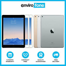 Apple iPad Air 2 16/32/64/128GB Wi-Fi 4G All Colours Unlocked Refurbished Tablet