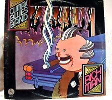 "1972 Sire-Climax Blues Band - ""Rich Man"" LP SAS 7402 - Good Vintage Condition"