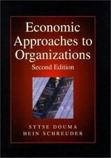 Economic Approaches to Organizations (2nd Edition)-ExLibrary