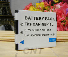 NB-11L NB-11LH Battery for Canon PowerShot SX410 SX400 IS ELPH 320 340