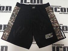 Maurice Smith Signed Official UFC Fight Shorts Trunks BAS Beckett COA Autograph
