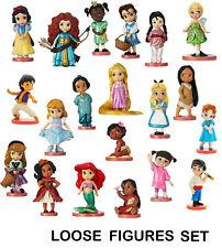 Disney Animator Collection Mega Figurine Play Set Princess Cake Topper LOOSE