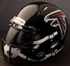 *Custom* Atlanta Falcons Nfl Riddell Revolution Speed Football Helmet