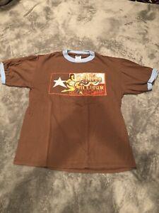 Official Banjo & Sullivan Shirt RARE 2005 Rob Zombie Devil's Rejects Size M
