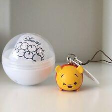 Disney Tsum Tsum Japan Winky Pooh Wink Arcade Keychain Strap Mascot Game V1