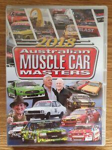 2018 Australian Muscle Car Masters DVD