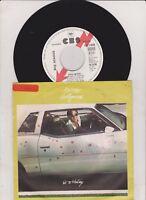"Boz Scaggs - Hollywood (7"", Single) Vinyl Schallplatte - Promo nm"