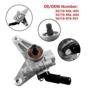 Fit For Honda Odyssey 2005-2010 Car Power Steering Pump OEM 56110RGLA03 Reliable