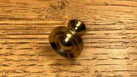 Solid Brass Knob Pull Vintage / Antique Furniture Replacement Hardware