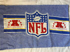 Vintage NFL Football Pillowcase The Bibb Company Made in U.S.A.