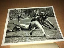 Yale vs. Princeton 1955 College Football 7x9 INP Sound Photo