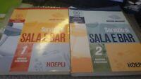 SERVIZIO DI SALA E BAR VOL.1 & 2 + Cd - 2a ED..- OSCAR GALEAZZI - HOEPLI SCUOLA