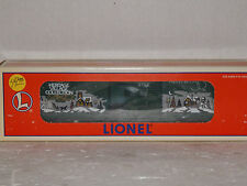 DEPT56 HERITAGE VILLAGE BOX CAR # 6-16270 LIONEL
