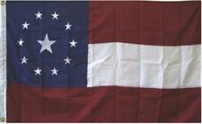 2x3 Embroidered 1st National Stars Bars 11 Middle 600D Nylon Flag 2'x3'