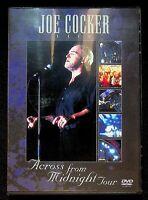 Joe Cocker – Live / Across From Midnight Tour DVD D238004
