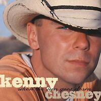 When The Sun Goes Do [Audio CD] Kenny Chesney