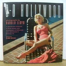 3-D Hollywood - Photographs by Harold Lloyd 1992 HB/DJ *Marilyn Monroe*