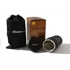 420 Funny Camera Lens Tea Coffee Mug Thermos Mug With Lid Travel Thermal