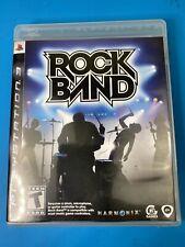 Rock Band PS3 PlayStation 3 CIB