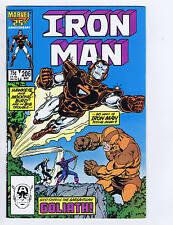 Iron Man #206 Marvel 1986