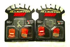 Alligator Premium Turbo Gerippt Polster Avid Elixir, Sram XO XX 2 paar +federung