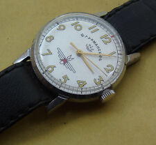 ussr russian mens mechanical wristwatch Sturmanskie  15 jewels (105)
