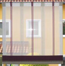 Scheibengardinen Breite 40 cm x Höhe 41 cm -  neu  - modern - Gardine - Paneel