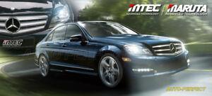 New MTEC HID KIT MERCEDES BENZ C250 C300 C350 W204 Facelift '12~'14