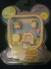 Hamtaro, figures little hamsters.