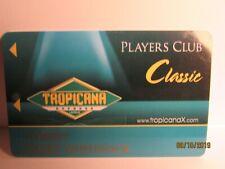 Tropicana Express Casino- Players Card , Laughlin, Nv- mint