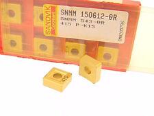 10pcs//box SNMM 543-PR 4225 SANDVIK SNMM 150612-PR 4225