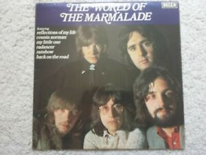 THE WORLD OF THE MARMALADE (1971) - SPA 470 - VINYL RECORD - (TESTED EX)