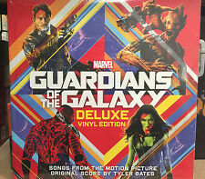 Guardians Of The Galaxy Soundtrack Deluxe Edition 2LP