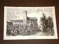 Castelli della Lombardia nel 1881 Castello di Cassano