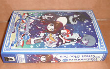 Wadanohara and the Great Blue Sea Manga Graphic Novels English