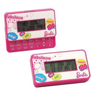 Barbie Glamtastic Texter Set