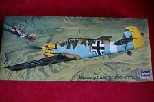 MAQUETA AVION Messerschmitt Bf109E-4/7 Trop HASEGAWA AP10  1:72