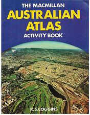 Australian Atlas...Activity Book...MacMillan book...Students & Teachers...