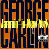 Jammin' in New York [PA] by George Carlin CD Dec-1992, Eardrum Records)